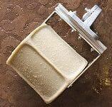 victorian brick concrete roller