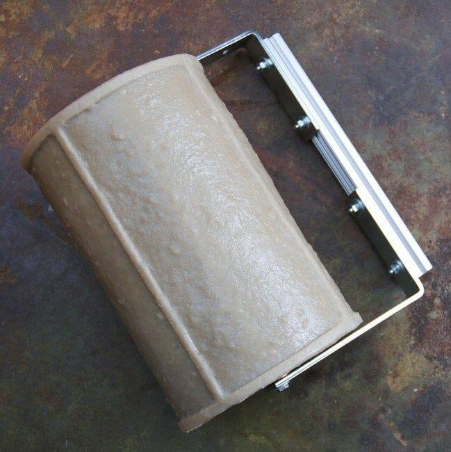 california brick border roller
