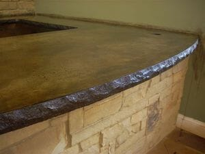 Concrete-Countertop-Edge-Form-Standard-Split-Stone