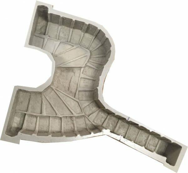 stacked-arch-brick-bench-precast-concrete-mold-set