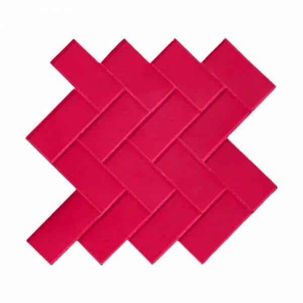 herringbone-paver-concrete-stamp-red-walttools