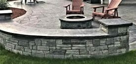 Seatwalls, Pavers, and Precast Molds