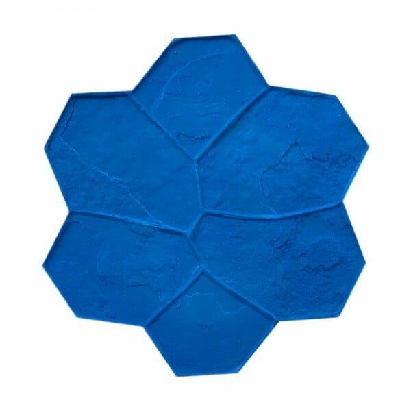 original-random-stone-single-concrete-stamp-walttools-blue