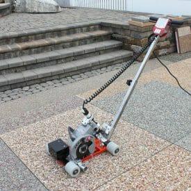 Perfect-trac-Concrete-Saw