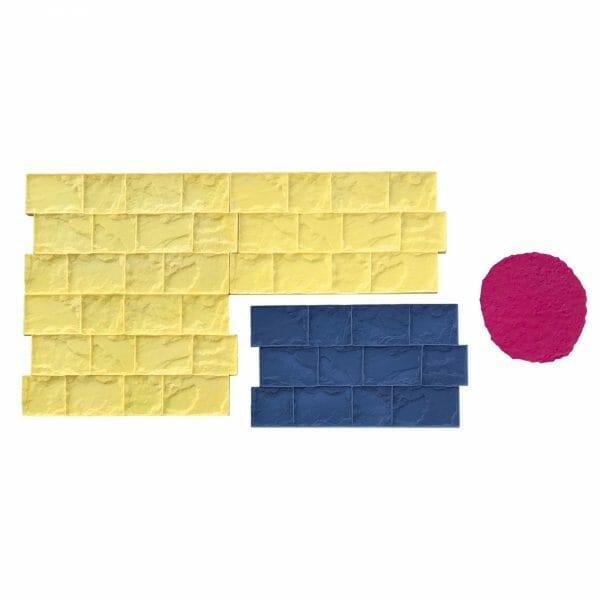 roman-cobble-concrete-stamp-set-walttools