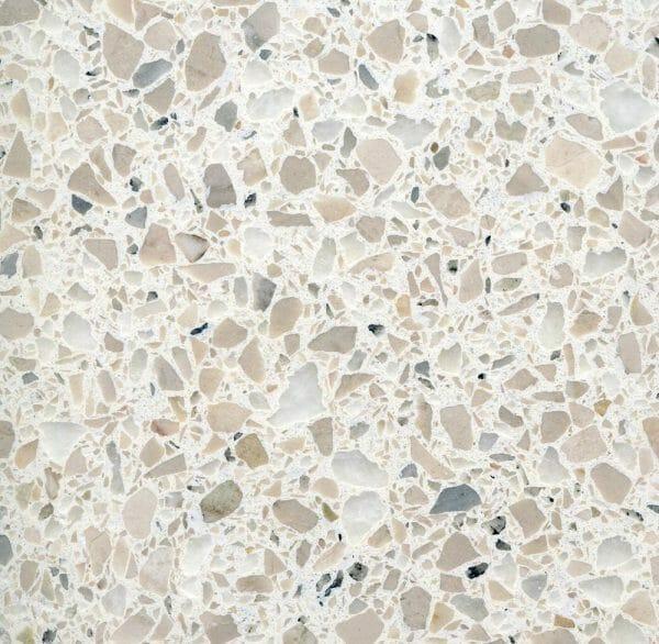 salmon marble aggregate