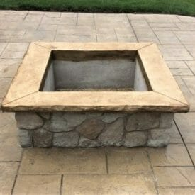 firepit-fire-pit-seatwall-form-liner-square-concrete-stamp