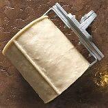 old world tile concrete border roller 9 inch