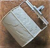 varied slate concrete roller-walttools