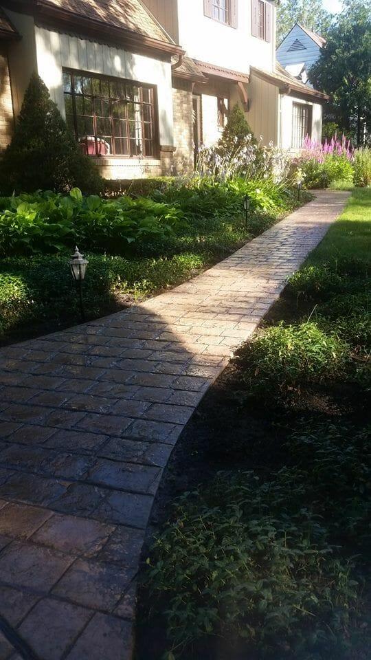 captivating-concrete-roman-cobble-stamped-concrete-walttools-path