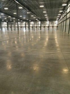 warehouse floor sealer example