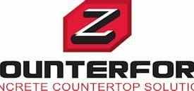 Z Counterform by Concrete Countertop Solution