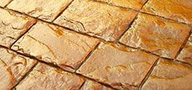 Cobble Style Concrete Stamps