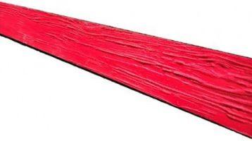6 inch woodgrain step liner
