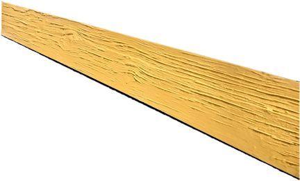 eight inch wood grain step liner
