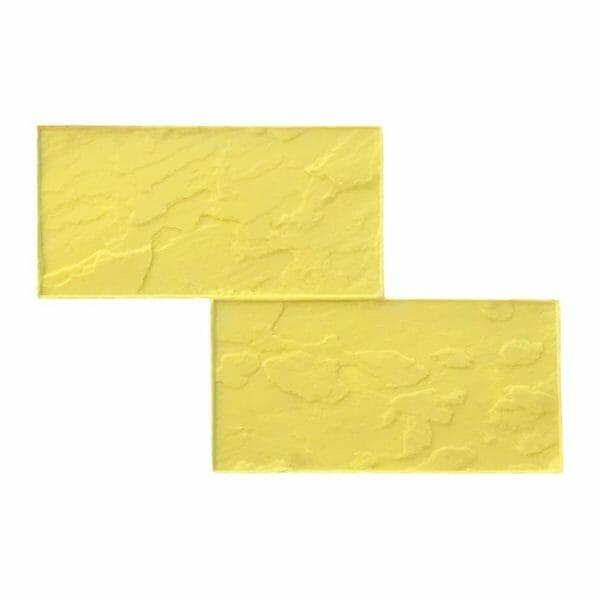 grand-running-bond-concrete-stamp-yellow