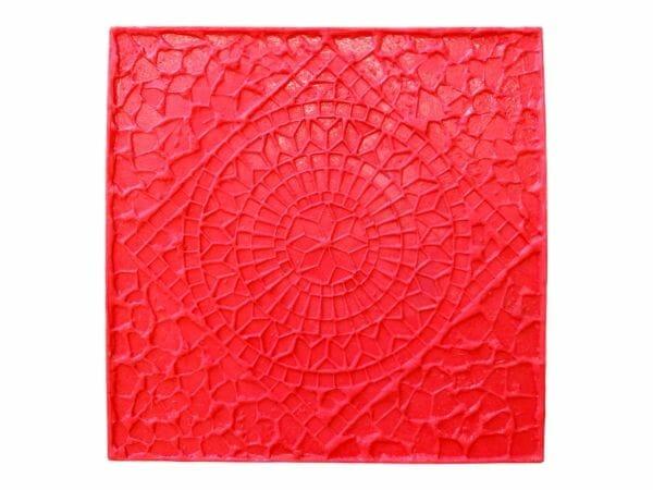 weathered-mosaic-tile-rigid-concrete-stamp-walttools