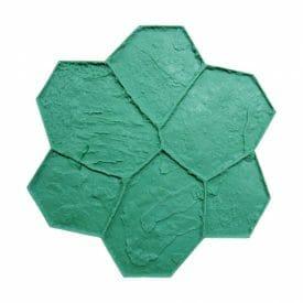 new-random-stone-single-concrete-stamp-walttools-green