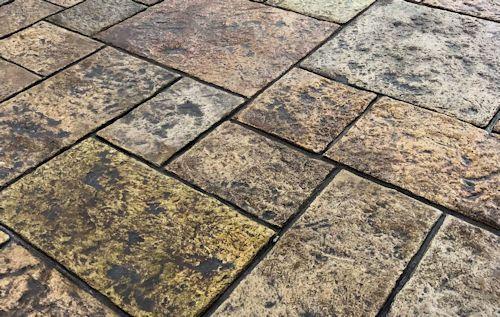 three rivers ashler concrete stamp closeup small