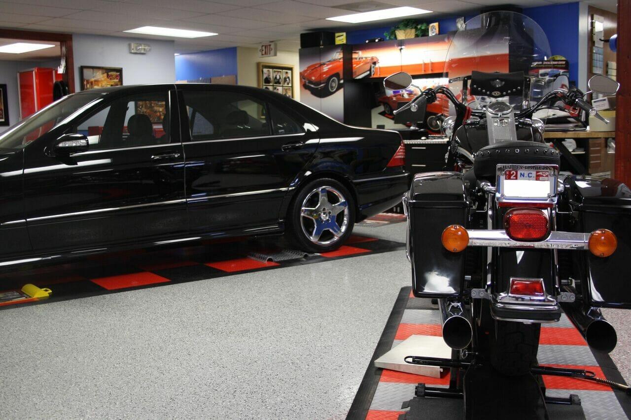 chip garage