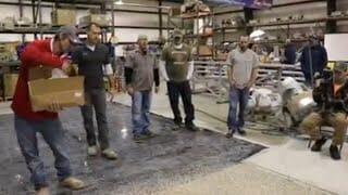 Epoxy floor training at walttools