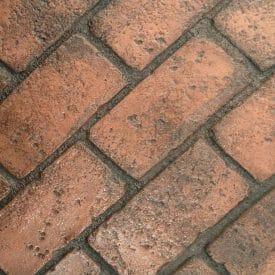 Worn Brick Running Bond